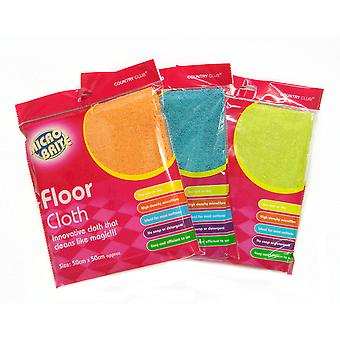 Microbrite Set of 3 Floor Cloths