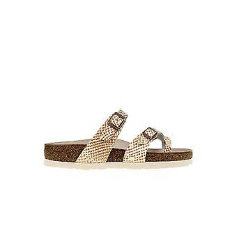 Birkenstock Mayari 1012867 universaali kesän naisten kengät