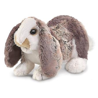 Hand Puppet - Folkmanis - Baby Lop Rabbit New Toys Soft Doll Plush 3048