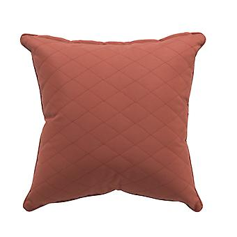 Aéroport7 - France Cushion ' Quilted '  Terracotta - France Accessoires