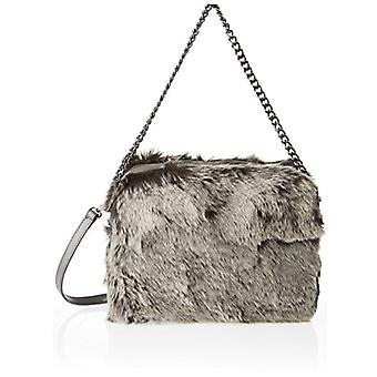 Good bags 8489 Women's shoulder bag Grey 18.5x22x10 cm (W x H x L)