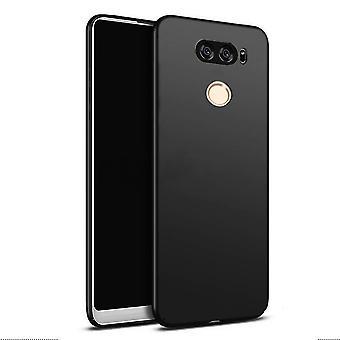 Hoesje Mat voor LG V30  Zwart