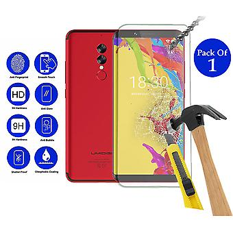 Pack of 1 Tempered Glass Screen Protection For Umidigi S2 Lite 6