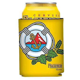 O logotipo da âncora de Pacifico pode refrigerador