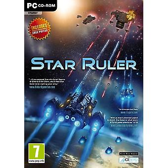 STAR RULER PC DVD - Ny