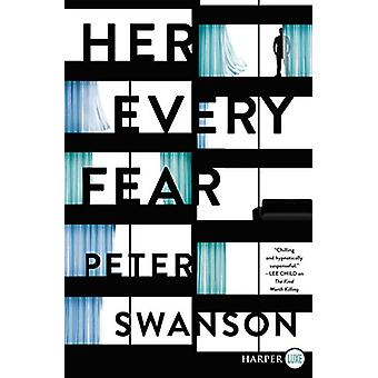Her Every Fear by Peter Swanson - 9780062643988 Book