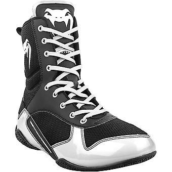 Venum elite professionele BoKS schoenen-zwart/wit