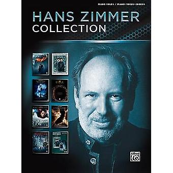 Hans Zimmer Collection - 9781470615277 Book