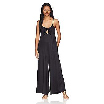 Billabong Women's Twist N Shout Jumper Black Small, Black, Size Small