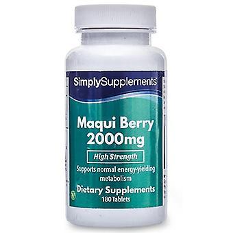 Maqui-Beere - 2000mg