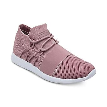 Marc Fisher Womens Kallyn Fabric Low Top Lace Up Fashion Sneakers