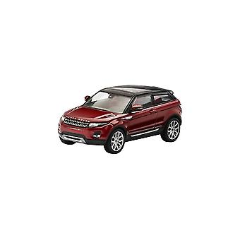 IXO Models Ixo Models Land Rover Evoque Firenze Red 1:43 Dealership Model