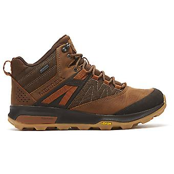 Merrell Zion Mid GORE -TEX® Mens Toffee Boots Merrell Zion Mid GORE -TEX® Mens Toffee Boots