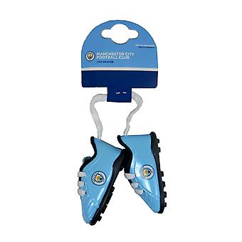 Manchester City FC Boot Car Hanger