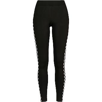 Urban Classics Damen Leggings Side Check