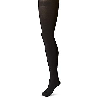 Hue Women's Brushed Sweater Tights, Black Medium/Large