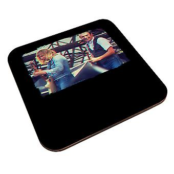 TV Times Status Quo Live 3D Effect Coaster