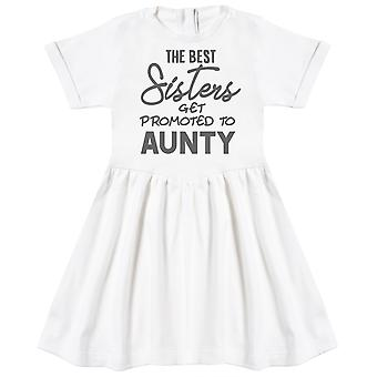The Best Sisters Get Promoted To Aunty Baby Dress