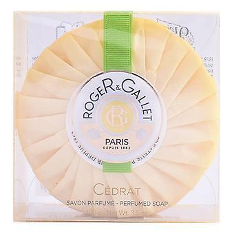 Soap Cake Cédrat Roger & Gallet (100 g)
