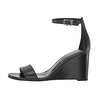 Michael Michael Kors Femmes Fiona Suede Open Toe Casual Platform Sandals