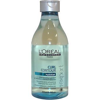 L'Oreal Professionnel Serie Expert Curl Contour Shampoo Hydracell 250ml for Curly Hair