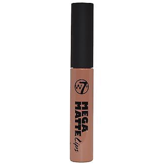 W7 Cosmetics Mega Matte Lip Gloss 7ml twee Bob