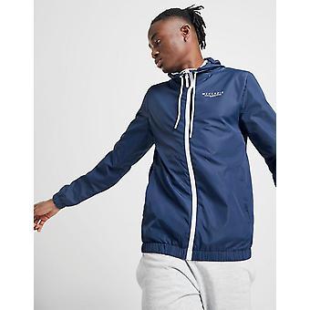 New McKenzie Boys' Essential Full Zip Windbreaker Jacket Blue