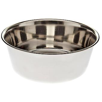 Ferribiella Heavy Inox Bowl Cm.13 Fuss Dog (Dogs , Bowls, Feeders & Water Dispensers)