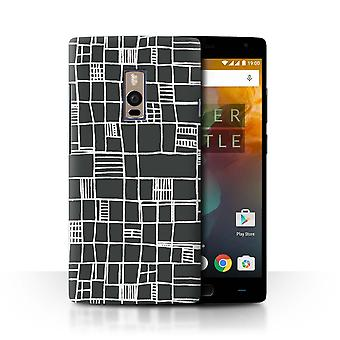 STUFF4 Case/Cover for OnePlus 2/Two/Black/Lu Summers Fences