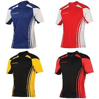 KooGa Boys Junior Stadium Match Rugby Shirt