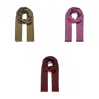 Intrigue Womens/Ladies Reversible Knitted Scarf