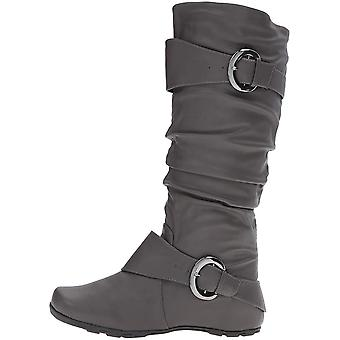 journee Womens jester 01 Closed Toe Knee High Fashion Boots