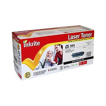 Inkrite Laser Toner Cartridge compatibel met HP Laserjet P1505/M1522/1120 zwart