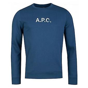 Apc Stamp Logo Sweatshirt