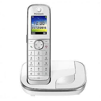 Wireless Phone Panasonic KX-TGJ310SPW DECT 1,8