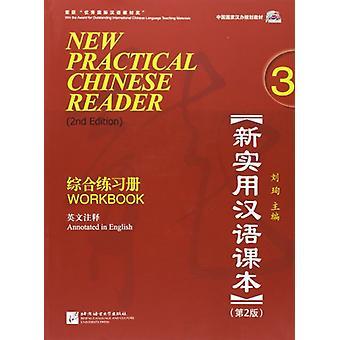 New Practical Chinese Reader vol.3 - Workbook by Xun Liu - 9787561932