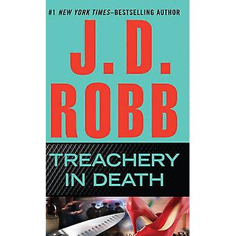 Treachery in Death (large type edition) by J D Robb - 9781594134838 B