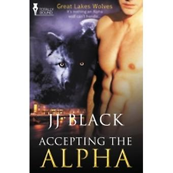 Great Lakes Wolves Accepting the Alpha by Black & Jj