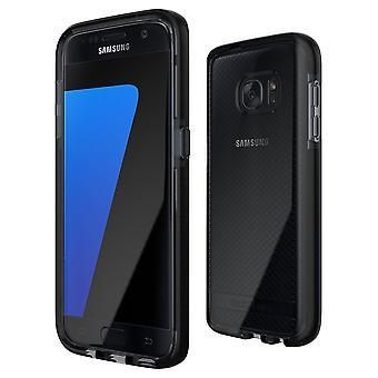 Tech21 Evo Check Case for Samsung Galaxy S7 - Smokey/Black - T21-5218