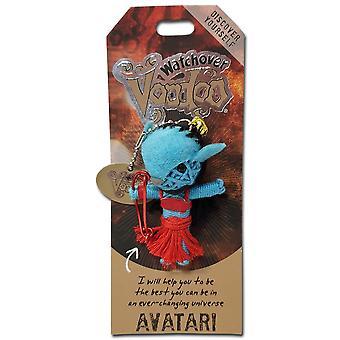 Watchover Voodoo Dolls Keyring - Voodoo Avatari