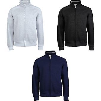 Kariban Mens Full Zip Fleece Jacket