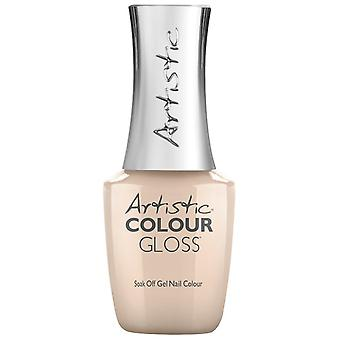 Artistic Colour Gloss Gel Nail Polish Collection - Forever (03137) 15ml