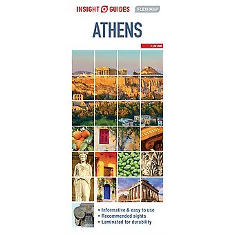 Insight Guides Flexi Map Athens Insight Maps