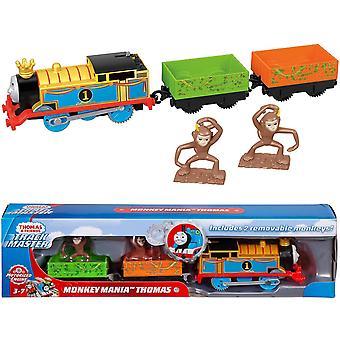 Thomas & Φίλοι TrackMaster Μαϊμού Μανία Μανία Τόμας Τρένο