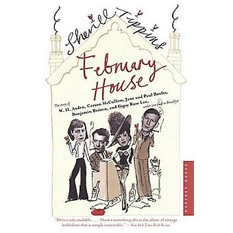 February House - The Story of W. H. Auden - Carson McCullers - Jane an