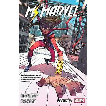 Ms. Marvel By Saladin Ahmed Vol. 1 by Saladin Ahmed - 9781302918293 B