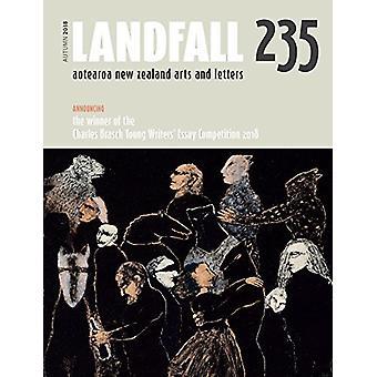 Landfall 235 by Emma Neale - 9781988531243 Book