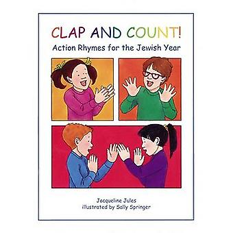 Clap and Count by Jacqueline Jules - 9781580130677 Book