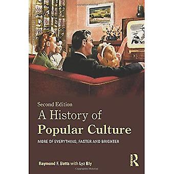 Een geschiedenis van de populaire cultuur