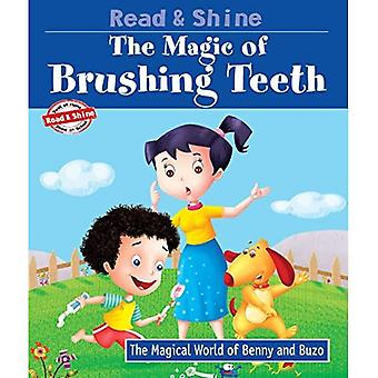 MAGIC OF BRUSHING (Magical World of Benny & Buzo Series)